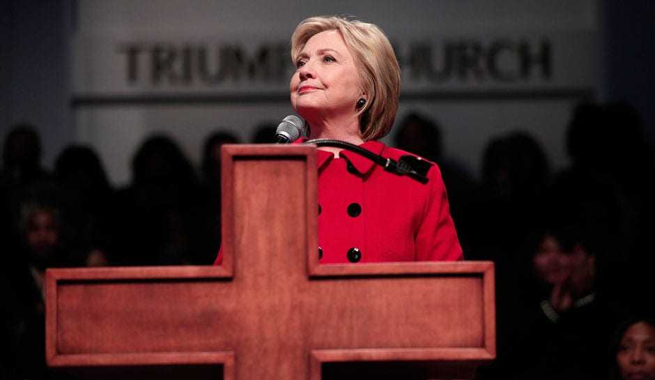 Hillary and faith: How did the religious belief mattered on the elections