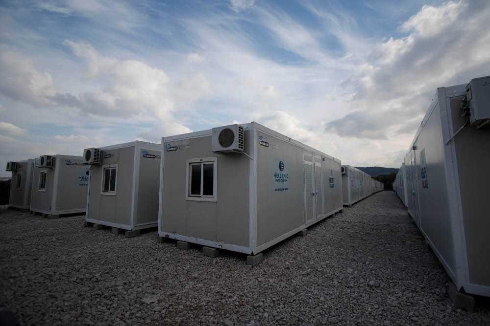 Χίος: Στα όριά του έχει φτάσει το hotspot του νησιού