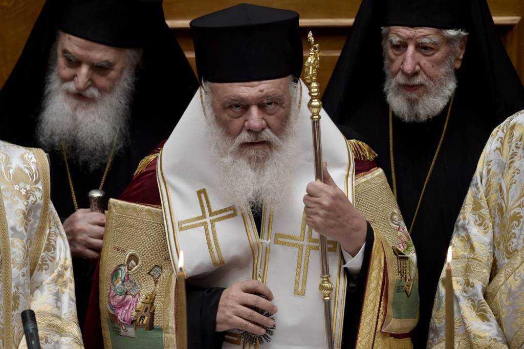 Archbishop Ieronymos rejects the gender identity bill