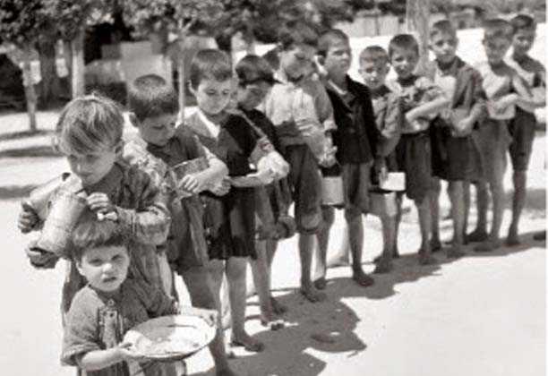 Ποιος θα πληρώσει την πείνα των ελληνόπουλων;
