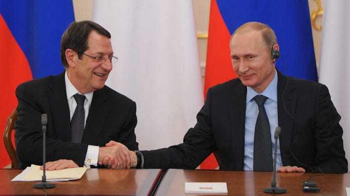 Πενταμερή για το Κυπριακό ζητά η Ρωσία