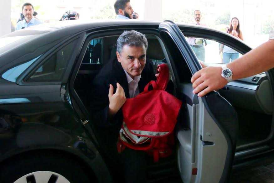 Επιστρέφουν στην Αθήνα οι εκπρόσωποι των δανειστών