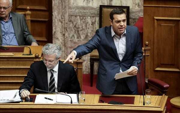 Αλέξης Τσίπρας: Βαθιά η υποκρισία της Νέας Δημοκρατίας-εξευτελίζει μια ολόκληρη κοινωνική κατηγορία
