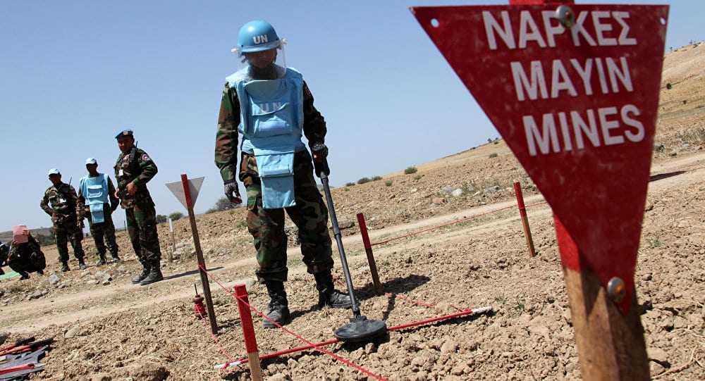 Την παραμονή των κυανόκρανων του ΟΗΕ ζητά η Κύπρος