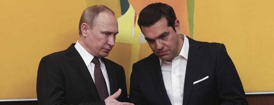 Για «Ρωσικά συμφέροντα που υπονομεύουν την συνοχή της Ευρώπης» κάνει λόγο σε έρευνά του το Atlantic Council