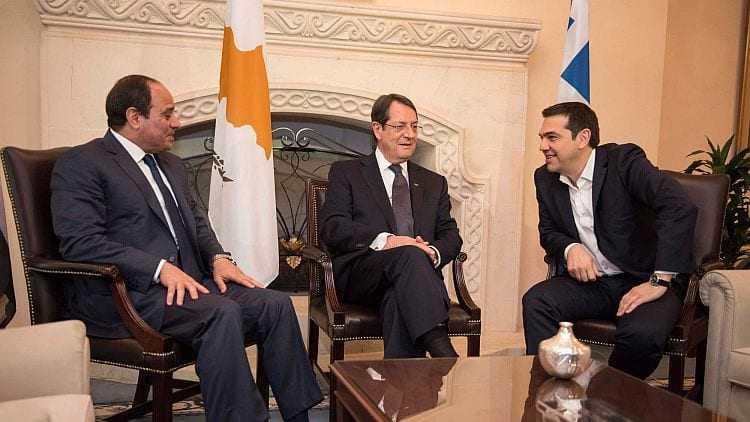 Στην Κύπρο ο Πρόεδρος της Αιγύπτου Αμπτέλ Φατάχ αλ Σίσι