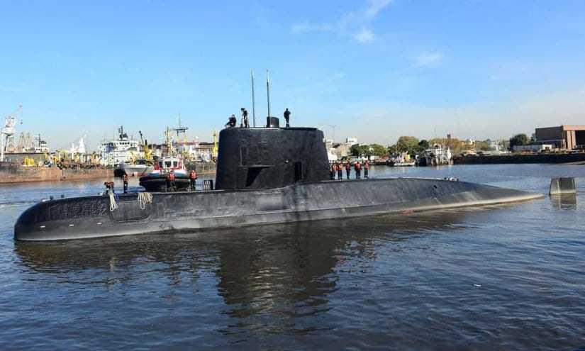 Ελπίδες για το αργεντίνικο υποβρύχιο που αγνοείται εδώ και μια εβδομάδα με 44 μέλη πλήρωμα