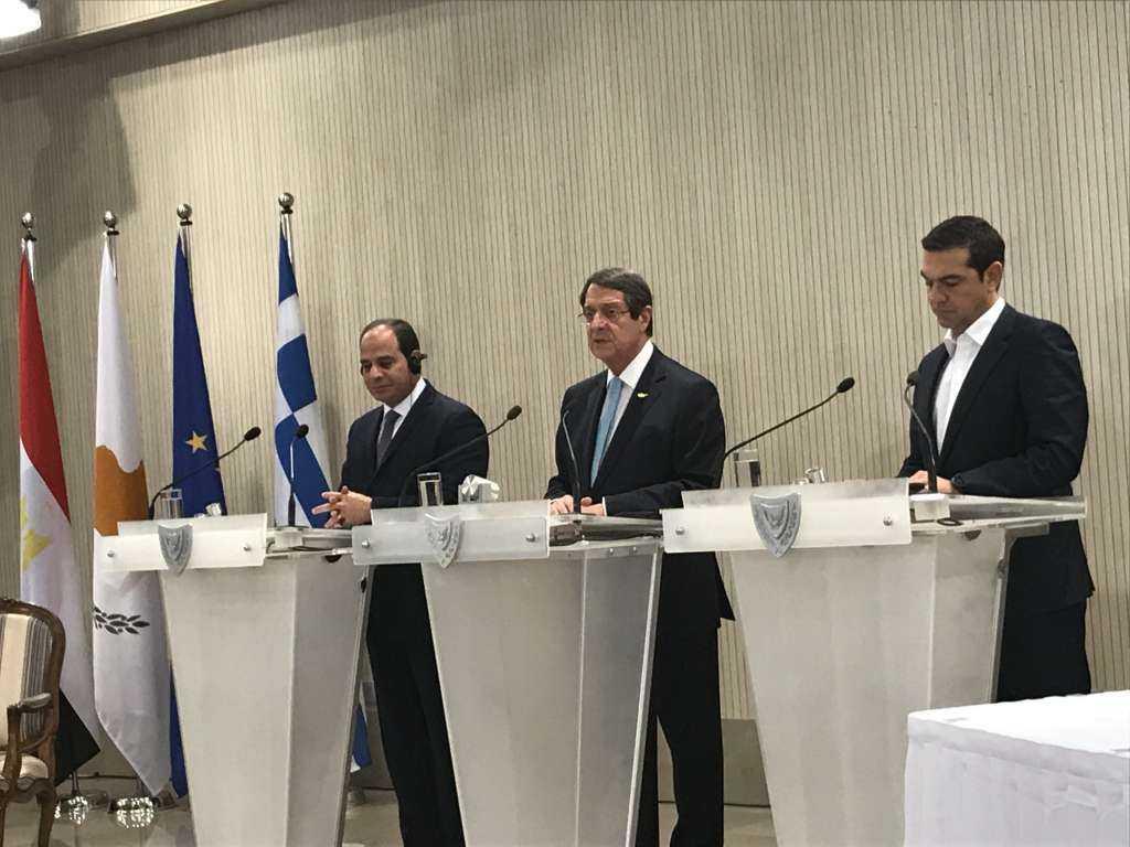 Ξεκινά επίσημα η συνεργασία Ελλάδας-Κύπρου-Αιγύπτου για θέματα διασποράς
