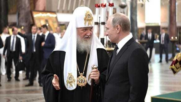 Ο Πούτιν στην Νέα Ιερουσαλήμ (ΦΩΤΟ – ΒΙΝΤΕΟ)