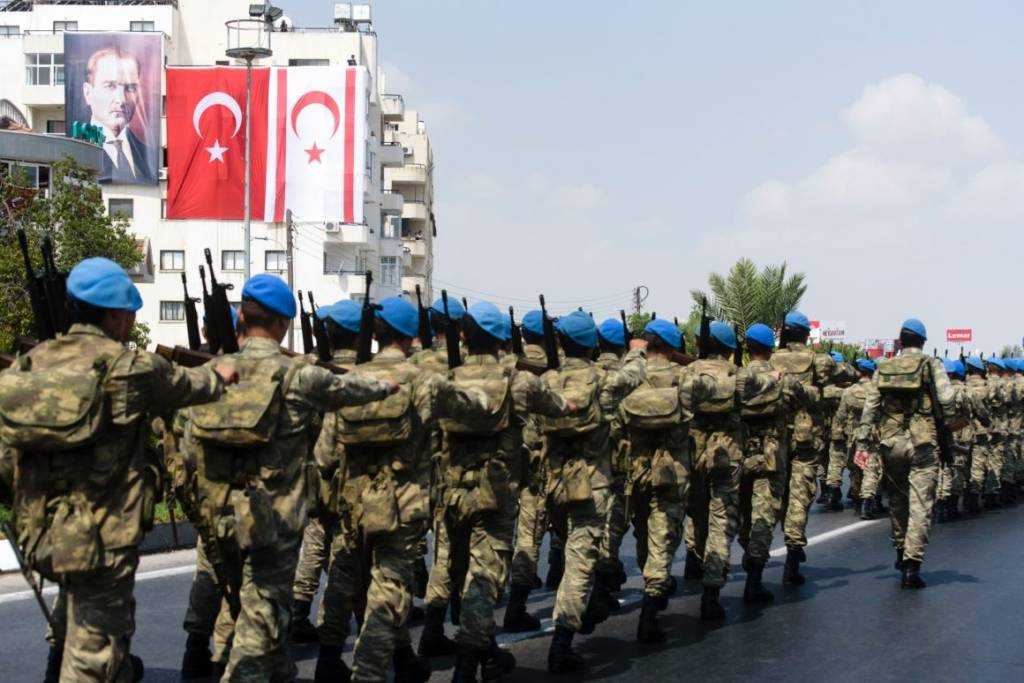 Η Άγκυρα στέλνει οπλισμό στα Κατεχόμενα απειλώντας ανοικτά την Κυπριακή Δημοκρατία-ΒΙΝΤΕΟ