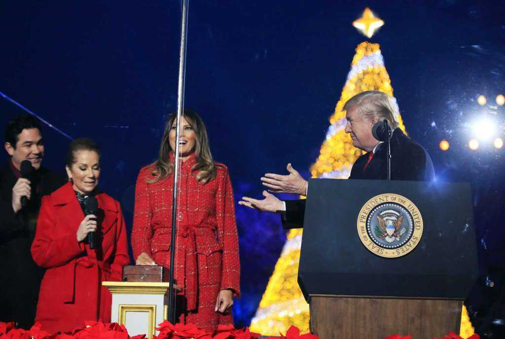 Trump: The birth of Jesus Christ and the story of his life forever changed the course of human history