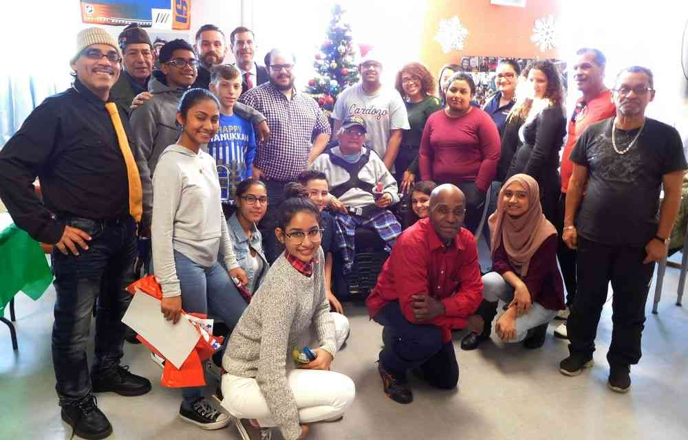 Braunstein Thanks Community For Holiday Gift Drive Donations