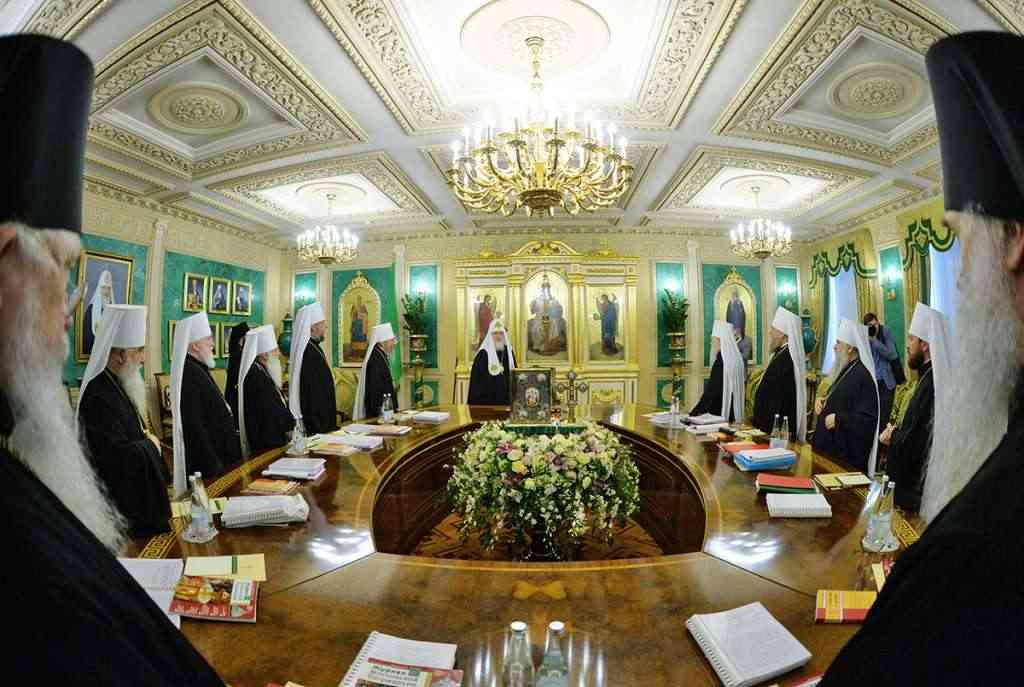 Belarus will host meeting of Holy Synod of Russian Orthodox Church in 2018
