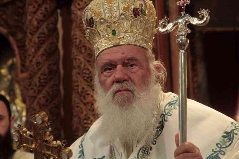 Οι πρωτοχρονιάτικες ευχές του Αρχιεπισκόπου Αθηνών και πάσης Ελλάδος