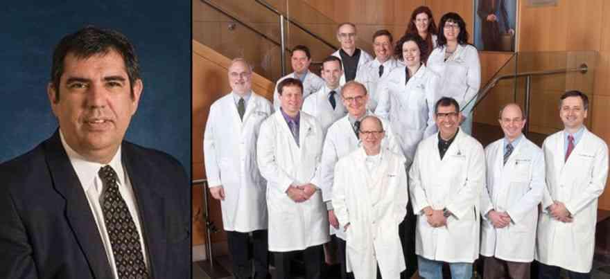 Έλληνας ογκολόγος ανακάλυψε τεστ για οχτώ διαφορετικούς τύπους καρκίνου