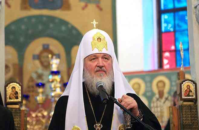 Patriarch Kirill: Everyone should participate in the upcoming presidential elections