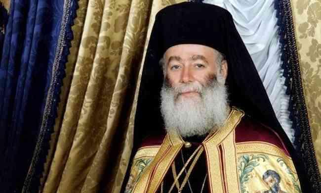 Για πρώτη φορά στη Ναμίμπια βρέθηκε ο Πατριάρχης Αλεξανδρείας και πάσης Αφρικής