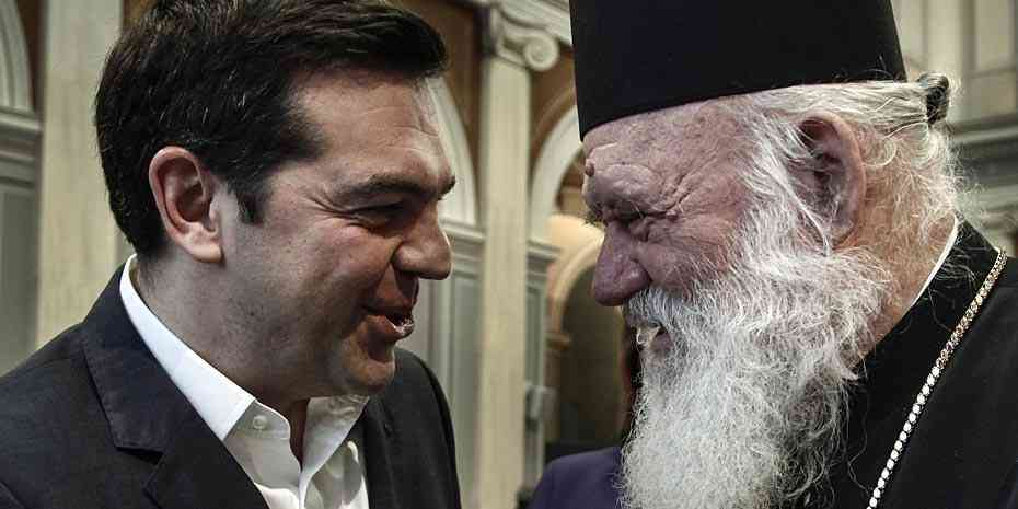 Σκληρή κόντρα κυβέρνησης – Εκκλησίας για το Σκοπιανό