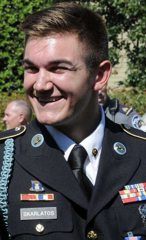 Alex Skarlatos : The new star of a Clint Eastwood movie