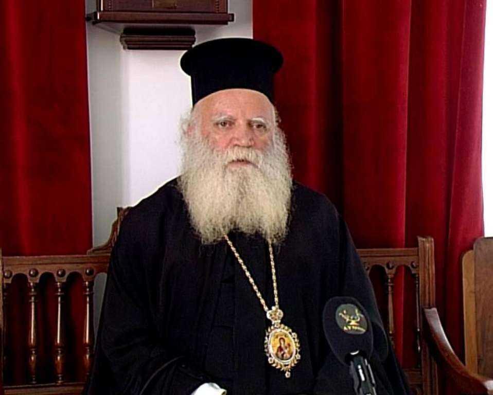 Ο Μητροπολίτης Κυθήρων Σεραφείμ κατέθεσε μήνυση κατά των συντελεστών της παράστασης «Jesus Christ Superstar»