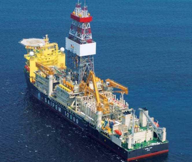 Απειλές από τουρκικά πλοία δέχτηκε το SAIPEM 12000