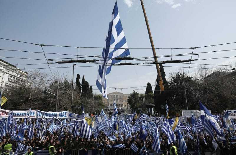 Μητροπολίτης Αμβρόσιος : Το συλλαλητήριο ήταν ΕΝΑ ΠΟΛΥ ΗΧΗΡΟ ΧΑΣΤΟΥΚΙ στο μάγουλο των ηγετών του ΣΥΡΙΖΑΝΕΛ