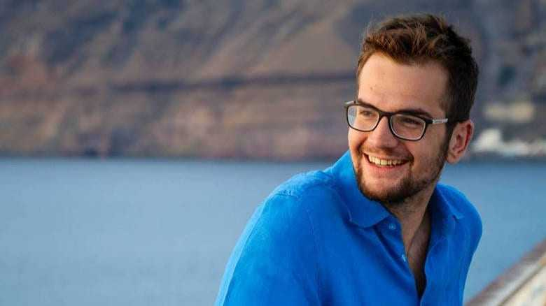 A Greek among Forbes «30 Under 30»