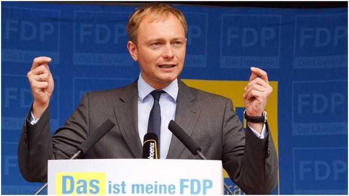 Handelsblatt: Το FDP διαφωνεί με την εκταμίευση της δόσης για την Ελλάδα
