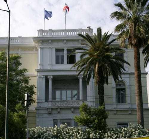 Δείτε το βίντεο από την επίθεση του Ρουβίκωνα στην Γαλλική πρεσβεία