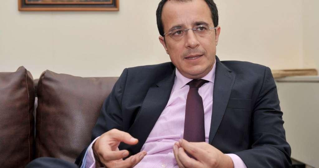 Συνάντηση με τον Νίκο Κοτζιά θα έχει ο ο Κύπριος ΥΠΕΞ Νίκος Χριστοδουλίδης