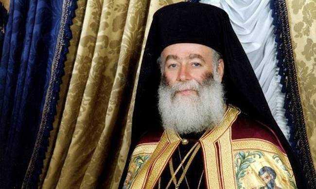 Έκκληση για την απελευθέρωση των δύο Ελλήνων στρατιωτικών  έκανε ο Πατριάρχης Αλεξανδρείας Θεόδωρος