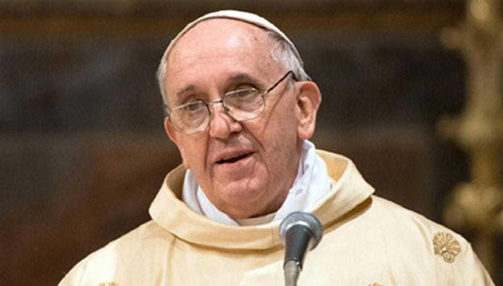 Πάπας Φραγκίσκος : Προσπαθήστε για ειρήνη στη Συρία