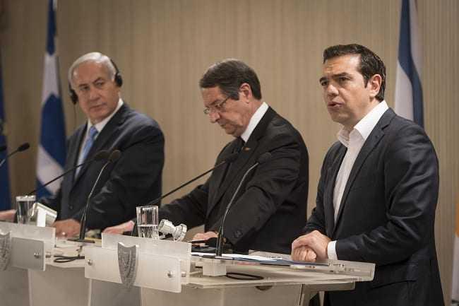 Μέσα στο 2018 η συμφωνία Ελλάδας – Κύπρου – Ισραήλ για τον αγωγό East Med