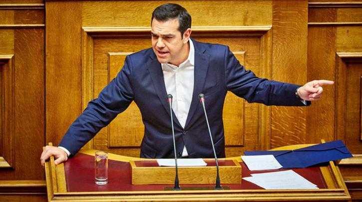 Αλ. Τσίπρας: Κύριε Μητσοτάκη, δεν σας αρέσει το σχέδιό μας. Τιμή μας