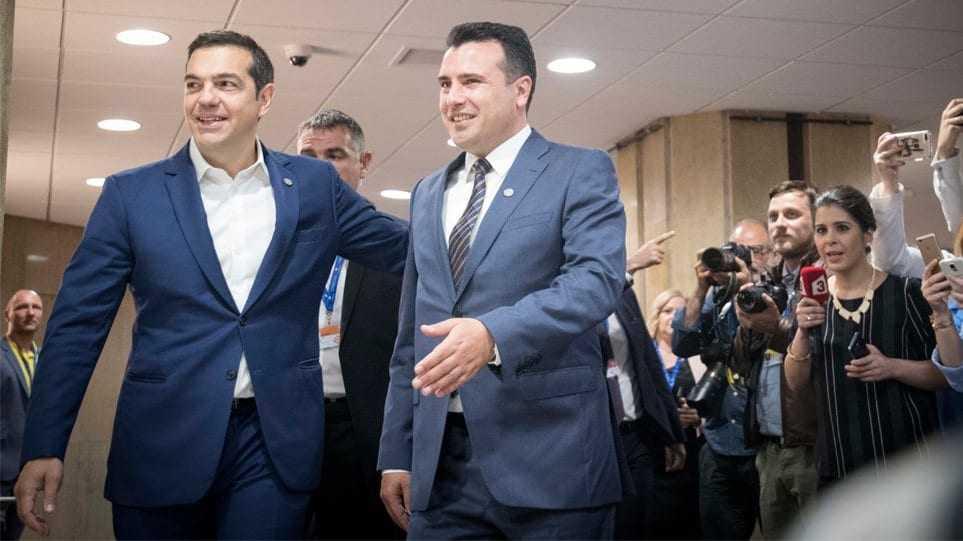 Τι κρύβεται πίσω από τις τελευταίες κινήσεις Τσίπρα για το Σκοπιανό;