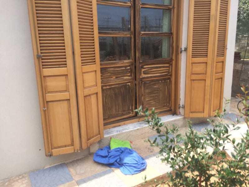 Να το σπίτι που κρυβόταν ο ένας από τους τους δραπέτες της Αργυρούπολης [ΦΩΤΟ]