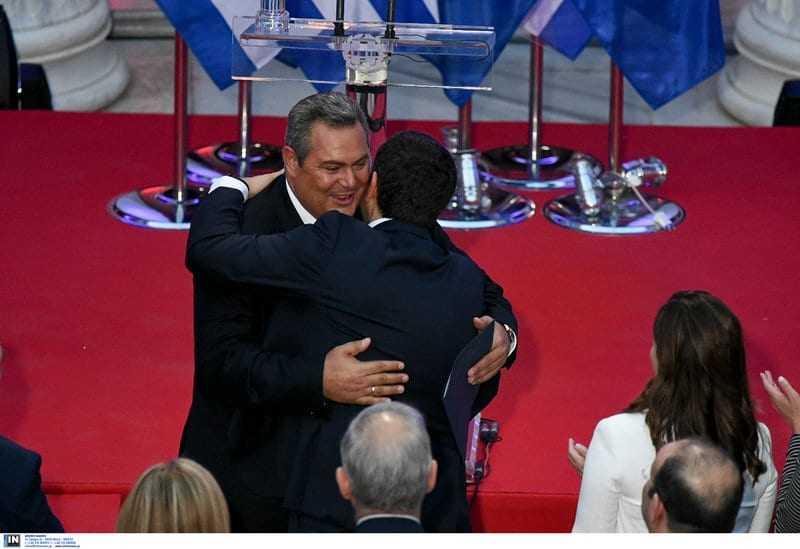 Καμμένος :Καλύτερος πρωθυπουργός της μεταπολίτευσης ο Τσίπρας