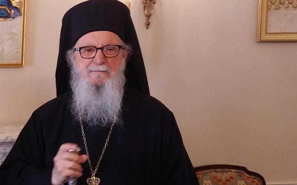 Βαριά η σκιά του διχασμού και η απειλή της ρήξης με το Οικουμενικό Πατριαρχείο