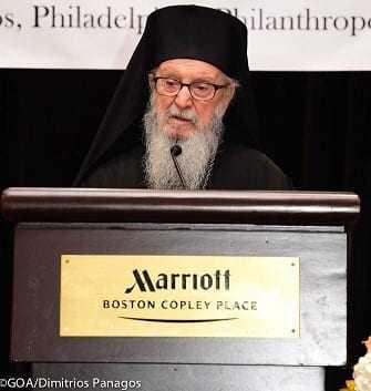 Κεντρική ομιλία Αρχιεπισκόπου Αμερικής στην 44η Κληρικολαϊκή
