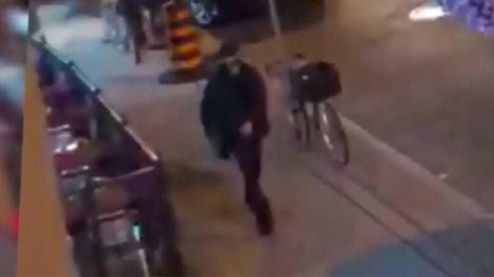 Βίντεο από την αιματηρή επίθεση στο Τορόντο