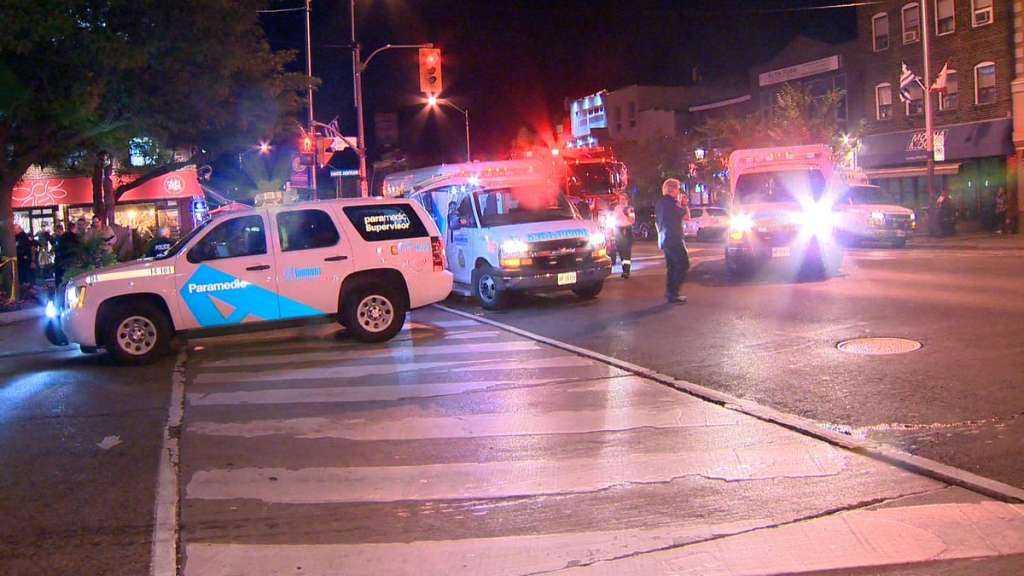 Μια νεκρή και πολλοί τραυματίες από ένοπλη επίθεση στην ελληνική συνοικία στο Τορόντο