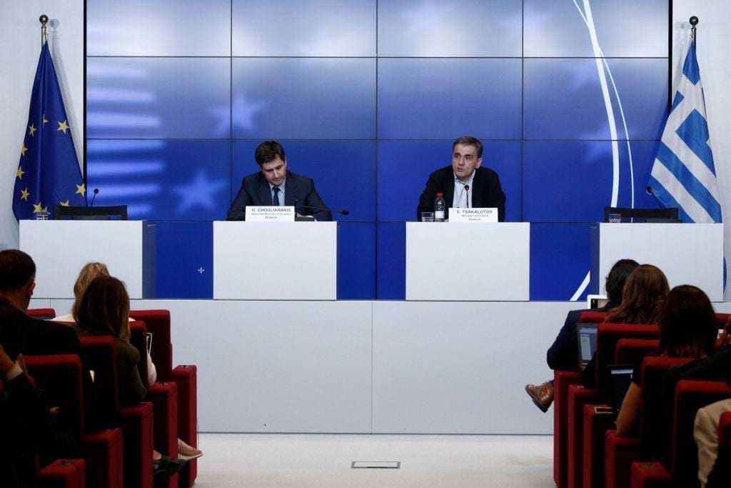ΔΝΤ: Ανεπαρκής για τις αγορές η συμφωνία του Eurogroup για το χρέος