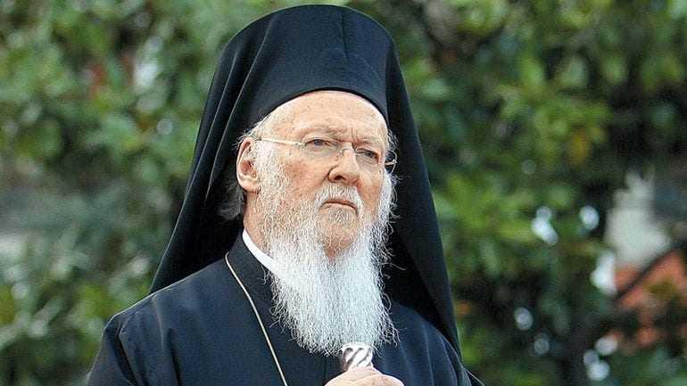 Οικουμενικός Πατριάρχης: «Η Παναγία μας έστειλε ένα μεγάλο δώρο με την απελευθέρωση των δυο στρατιωτικών»