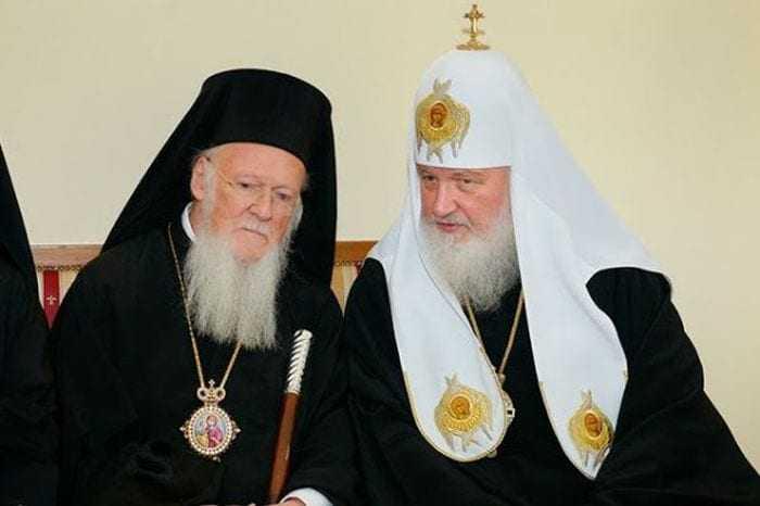 Χειροτερεύουν οι σχέσεις του Οικουμενικού Πατριαρχείου και του Πατριαρχείου Μόσχας