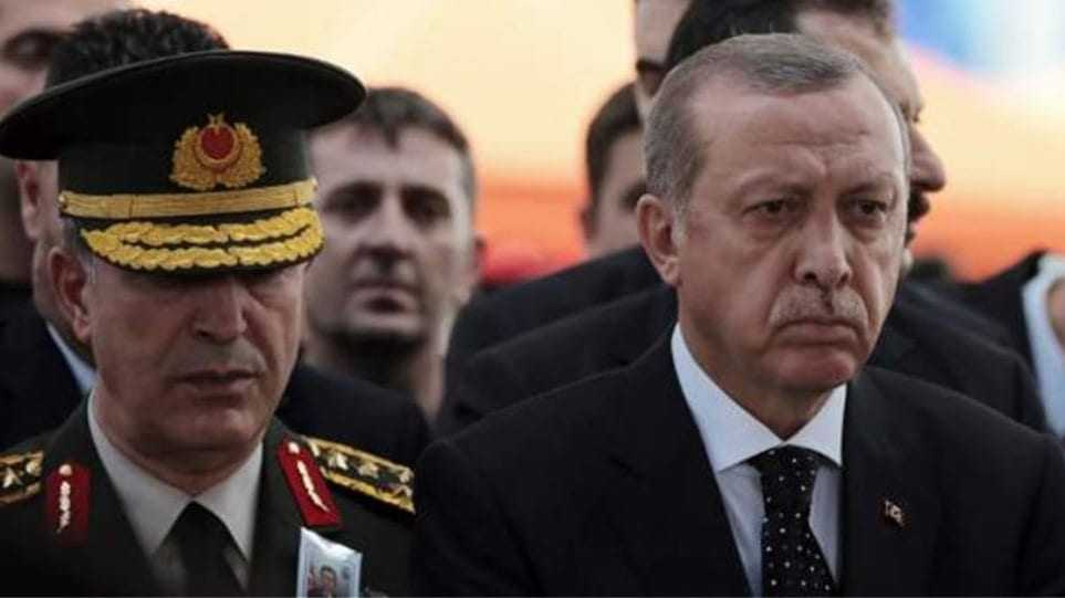 Νέες απειλές Ερντογάν για Αιγαίο και Κύπρο