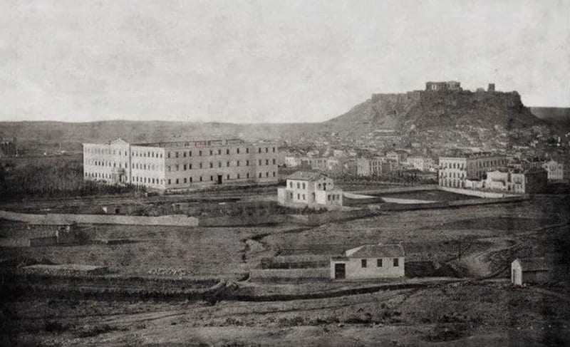 18 Σεπτεμβρίου 1834 : Η Αθήνα γίνεται πρωτεύουσα της Ελλάδας