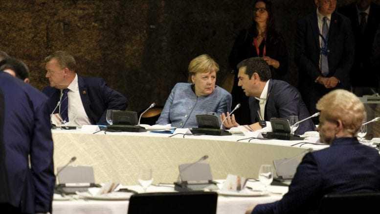 Τσίπρας στη Σύνοδο Κορυφής : Είναι ανάγκη να συσταθεί το συντομότερο δυνατό η Ευρωπαϊκή Συνοριοφυλακή και Ακτοφυλακή