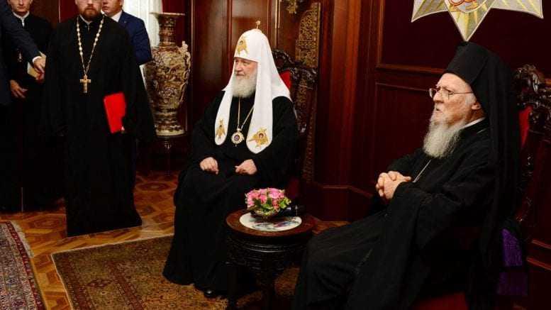 Ιερός πόλεμος Φαναρίου – Μόσχας για το αυτοκέφαλο της Ουκρανίας