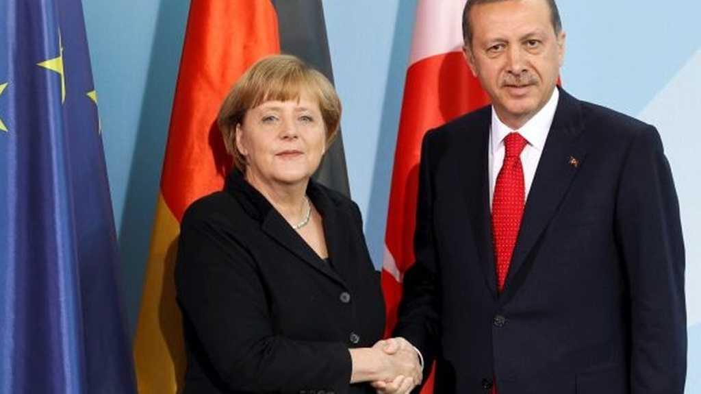 Merkel: Germany wants 'very good relations' with Turkey