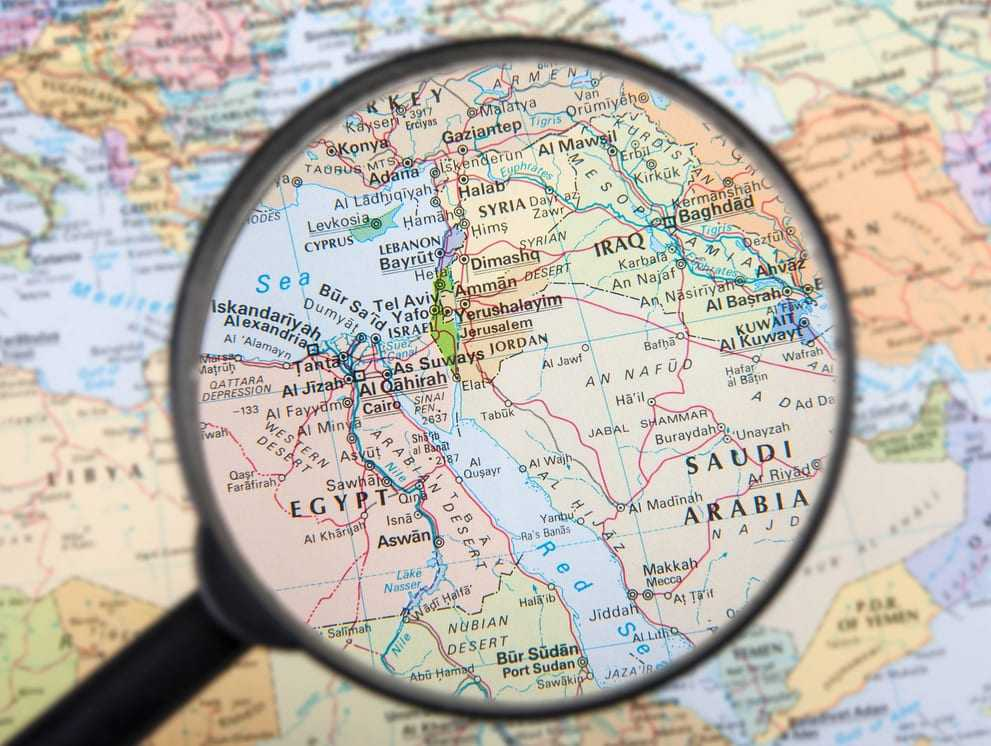 America's Foreign Policy in the Middle East Needs a Restart